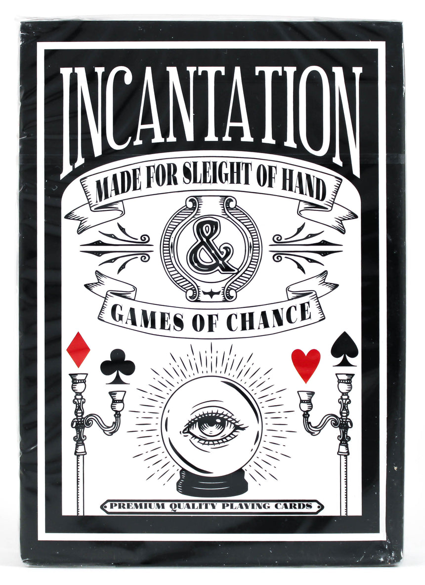 Incantation Midnight - BAM Playing Cards