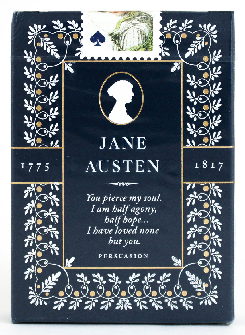 Jane Austen - BAM Playing Cards