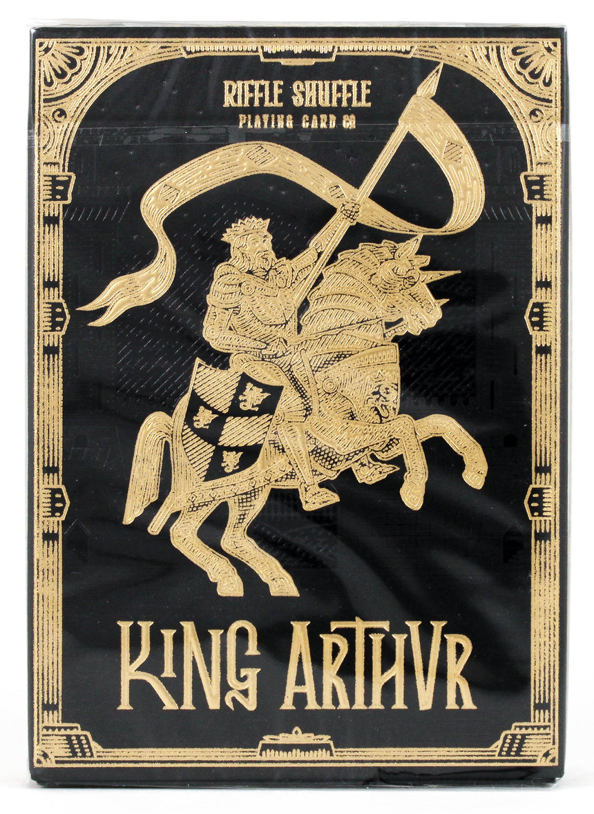 King Arthur Gold - BAM Playing Cards