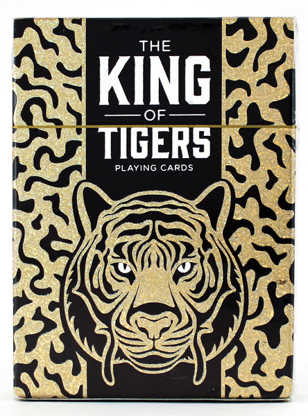 King Of Tigers Playing Cards (6585939624085)