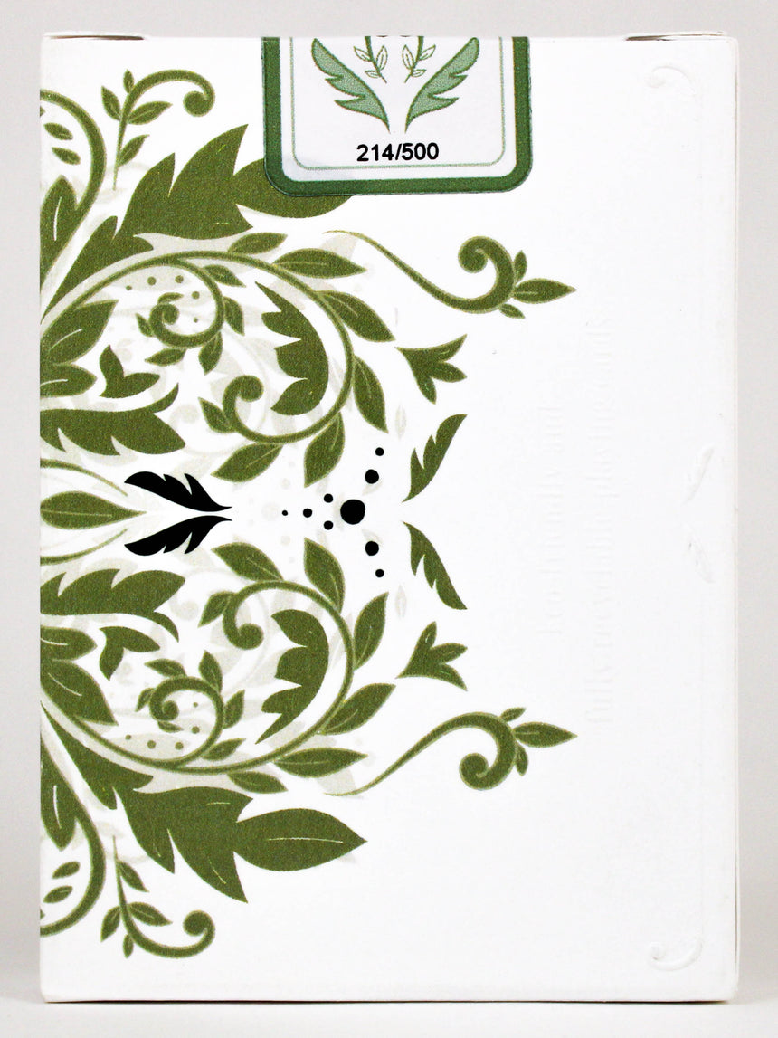 White Leaves Collector's Edition - BAM Playing Cards