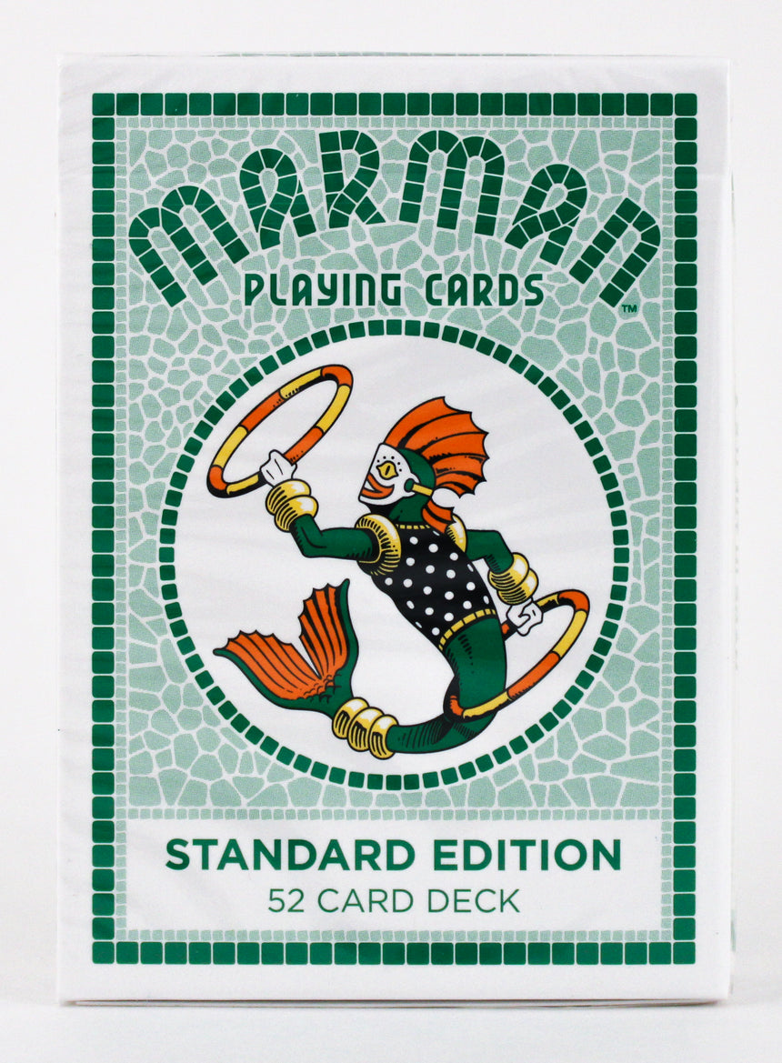 Marman - BAM Playing Cards