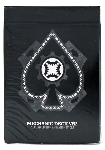 Mechanic Deck VR2 - BAM Playing Cards (6494334222485)