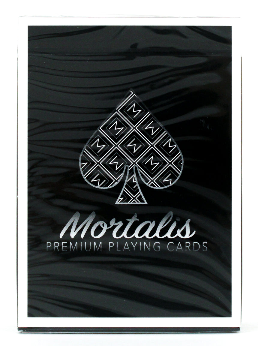 Mortalis - BAM Playing Cards (5489340022933)