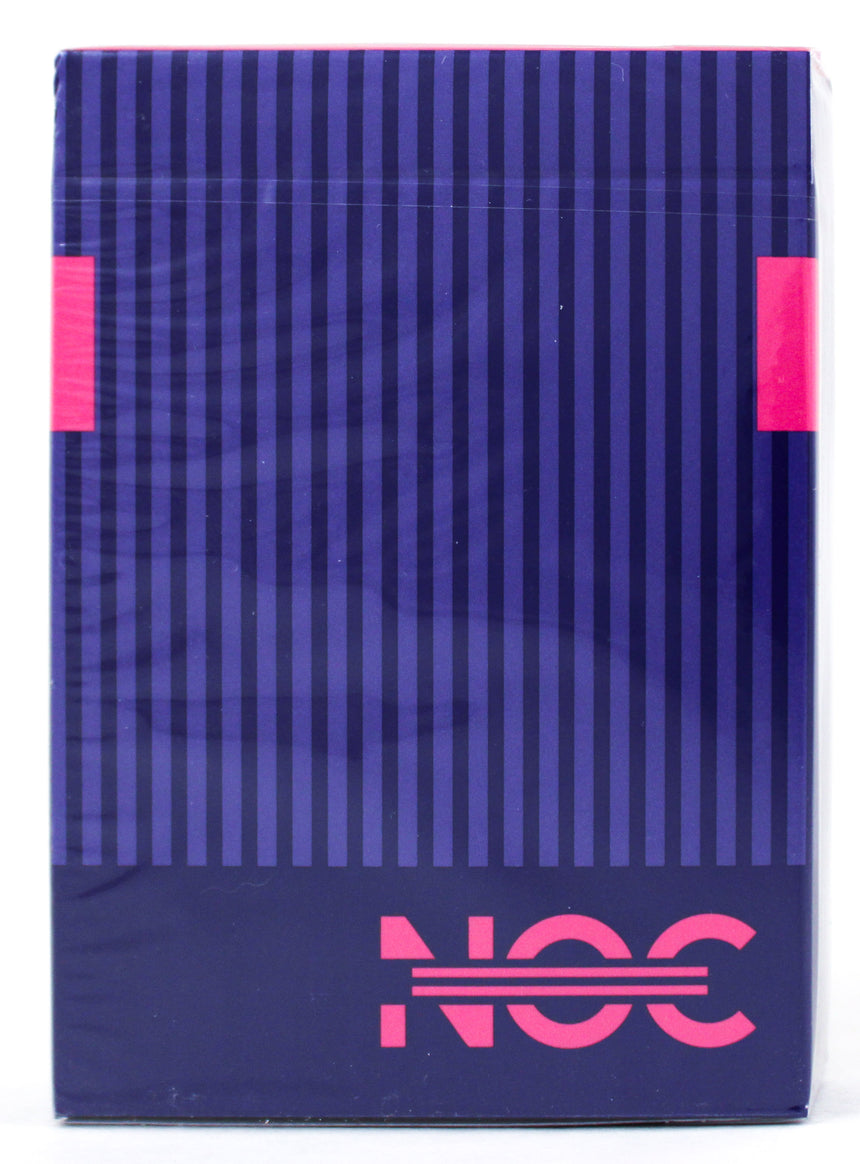 NOC 3000x2 Purple - BAM Playing Cards