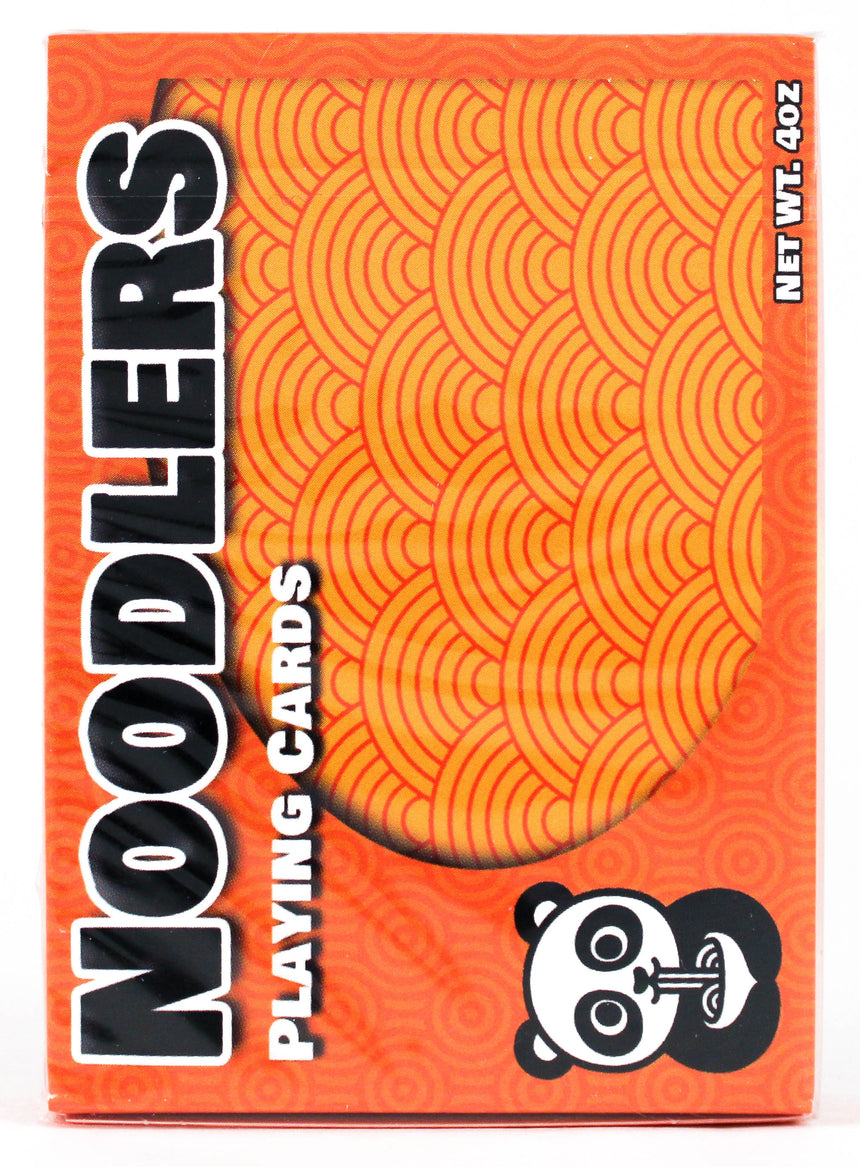 Noodlers - BAM Playing Cards