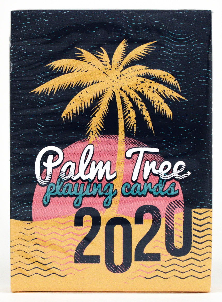 Palm Tree - BAM Playing Cards