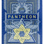 Pantheon Azure - BAM Playing Cards (6494331732117)