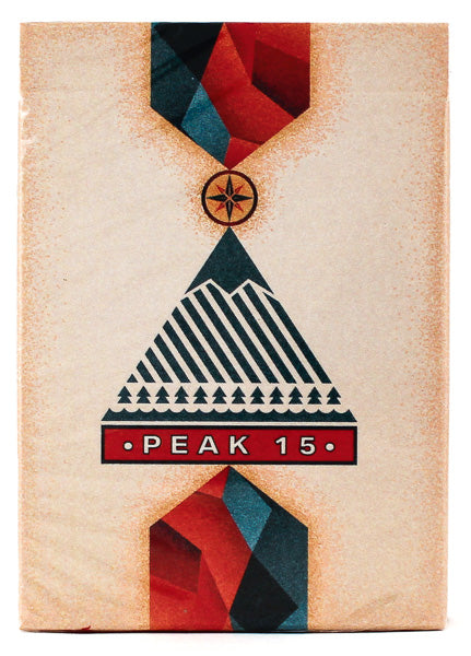 PEAK 15 Playing Cards (6585938739349)