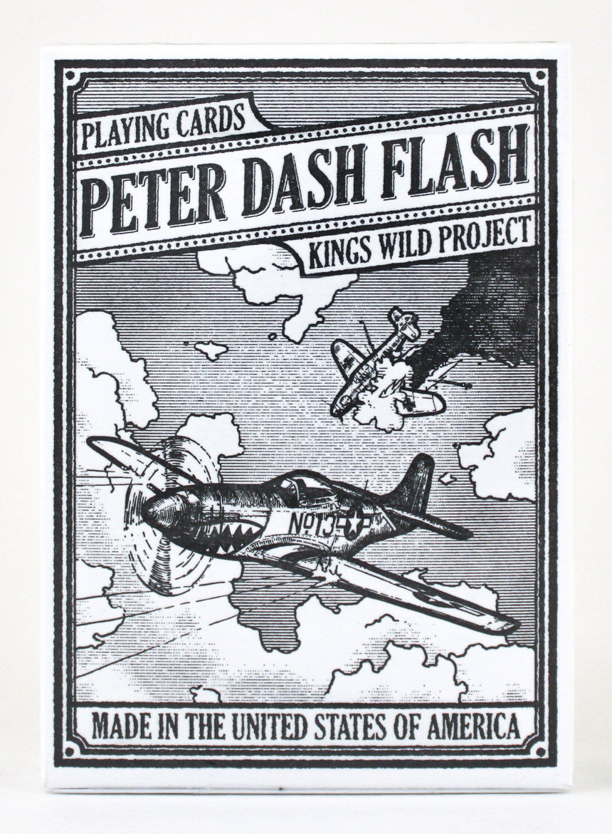 Peter Dash Flash - BAM Playing Cards