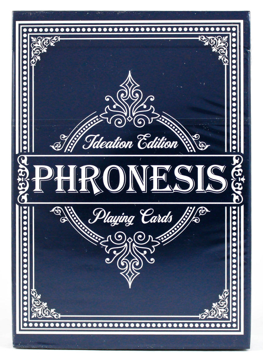 Phronesis Ideation - BAM Playing Cards (6314795106453)