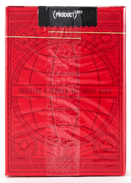 Product Red Special Edition- BAM Playing Cards