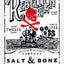 Salt & Bone - BAM Playing Cards