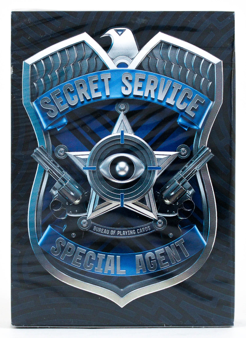 Secret Service - BAM Playing Cards (6232438374549)
