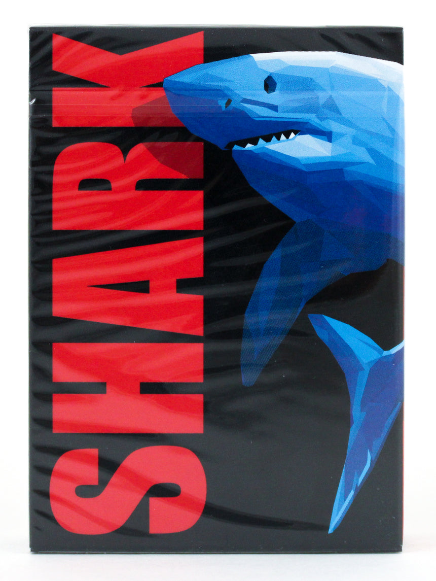 Shark - BAM Playing Cards (5591244701845)