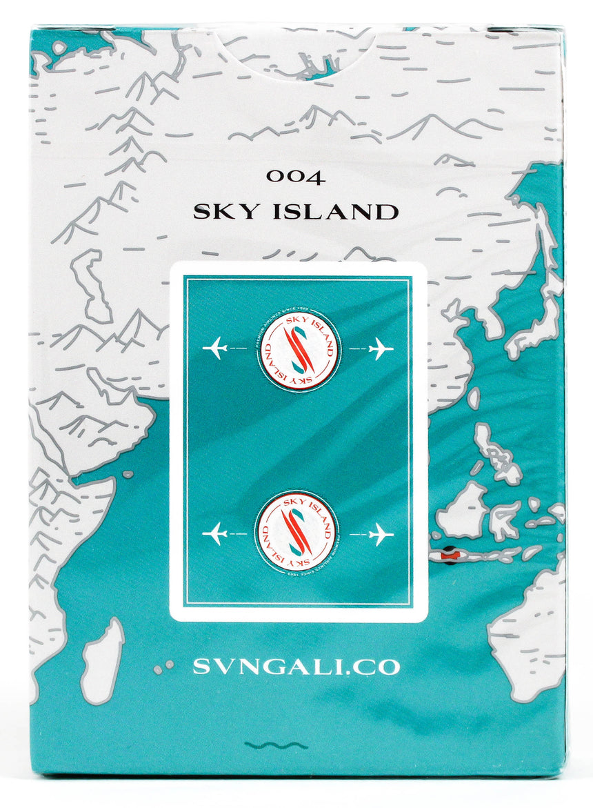 Sky Island - BAM Playing Cards