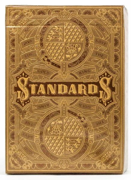 Gold Standards - BAM Playing Cards