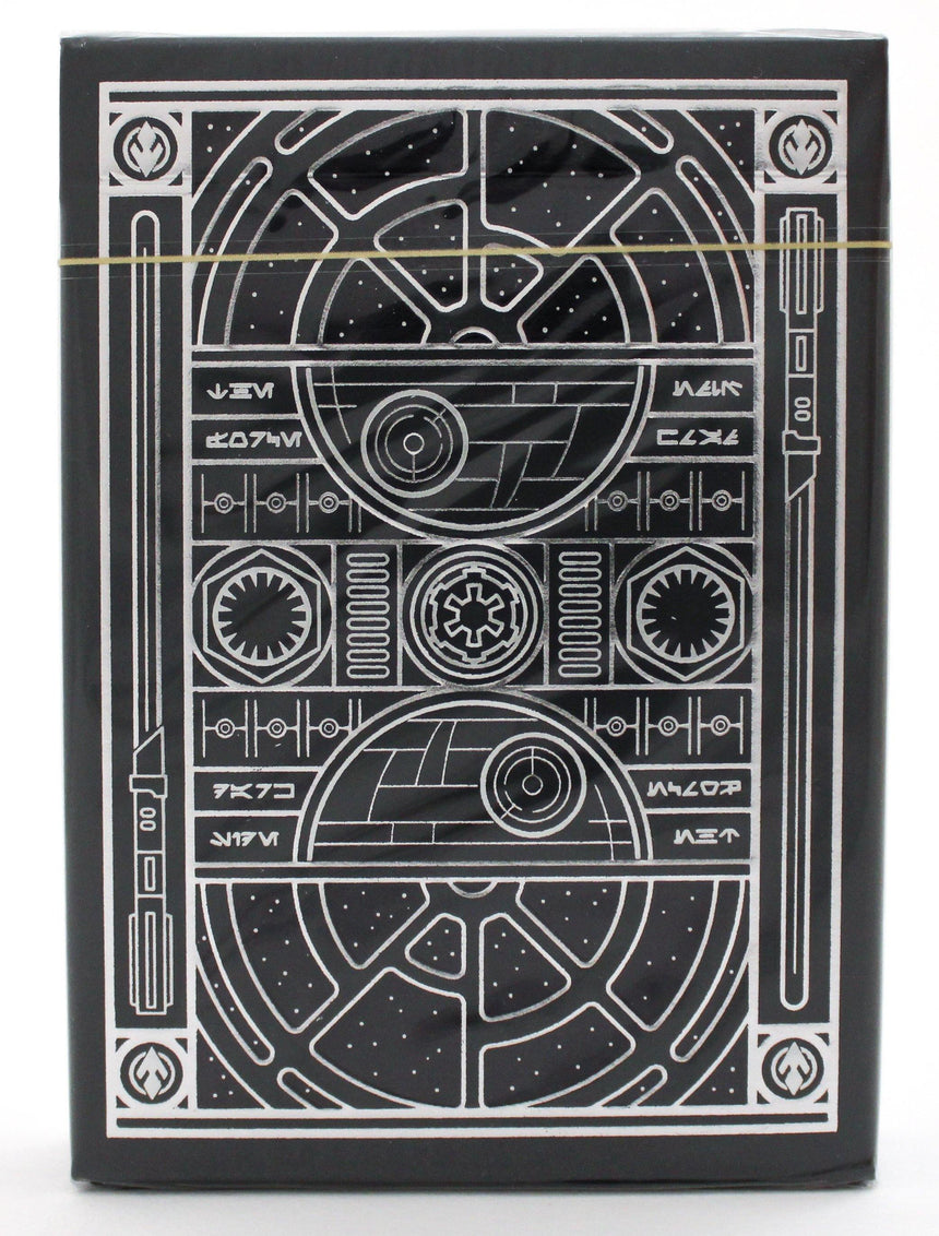 Star Wars - Gray (Dark Side) - BAM Playing Cards