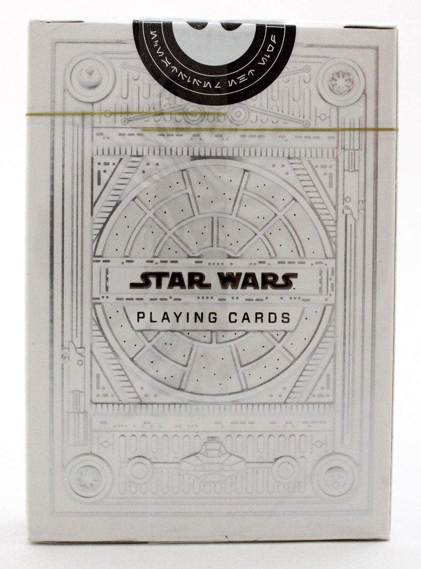 Star Wars - White (Light Side) - BAM Playing Cards