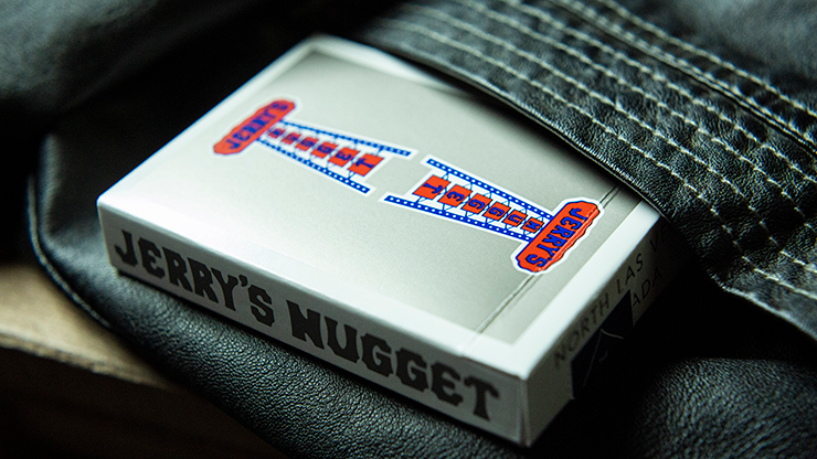 Jerry's Nuggets - Vintage Feel Steel - BAM Playing Cards