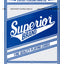 Superior Blue - BAM Playing Cards (6386418122901)