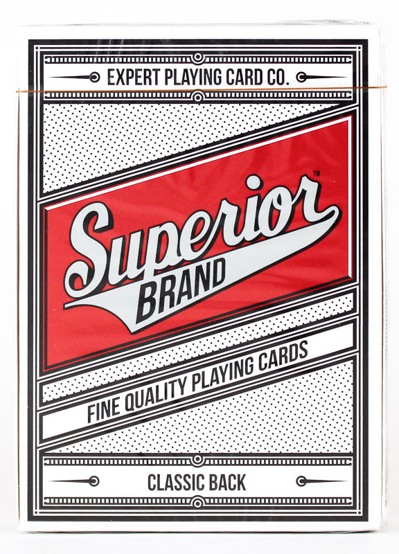 Superior Classic Back Readers - BAM Playing Cards
