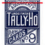 Tally Ho Circle Back Blue - BAM Playing Cards
