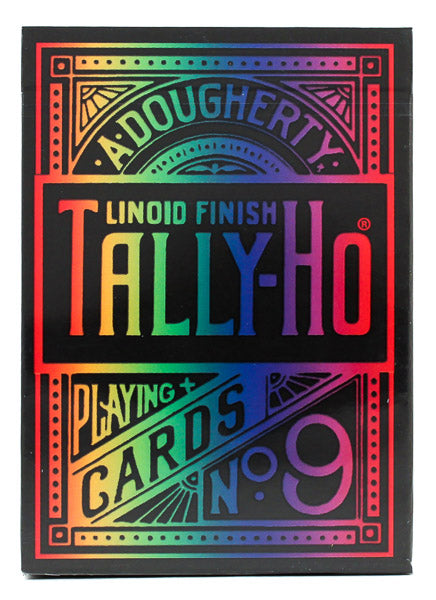 Tally Ho Spectrum - BAM Playing Cards