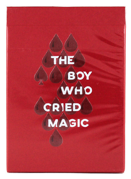 The Boy Who Cried Magic - BAM Playing Cards