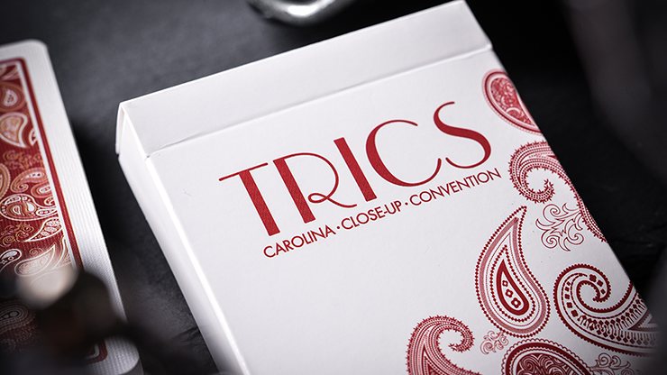 Trics Playing Cards
