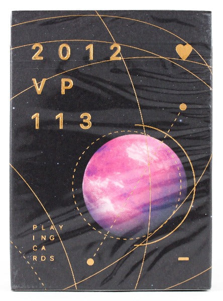 2012 VP 113 Pink - BAM Playing Cards (6307265937557)