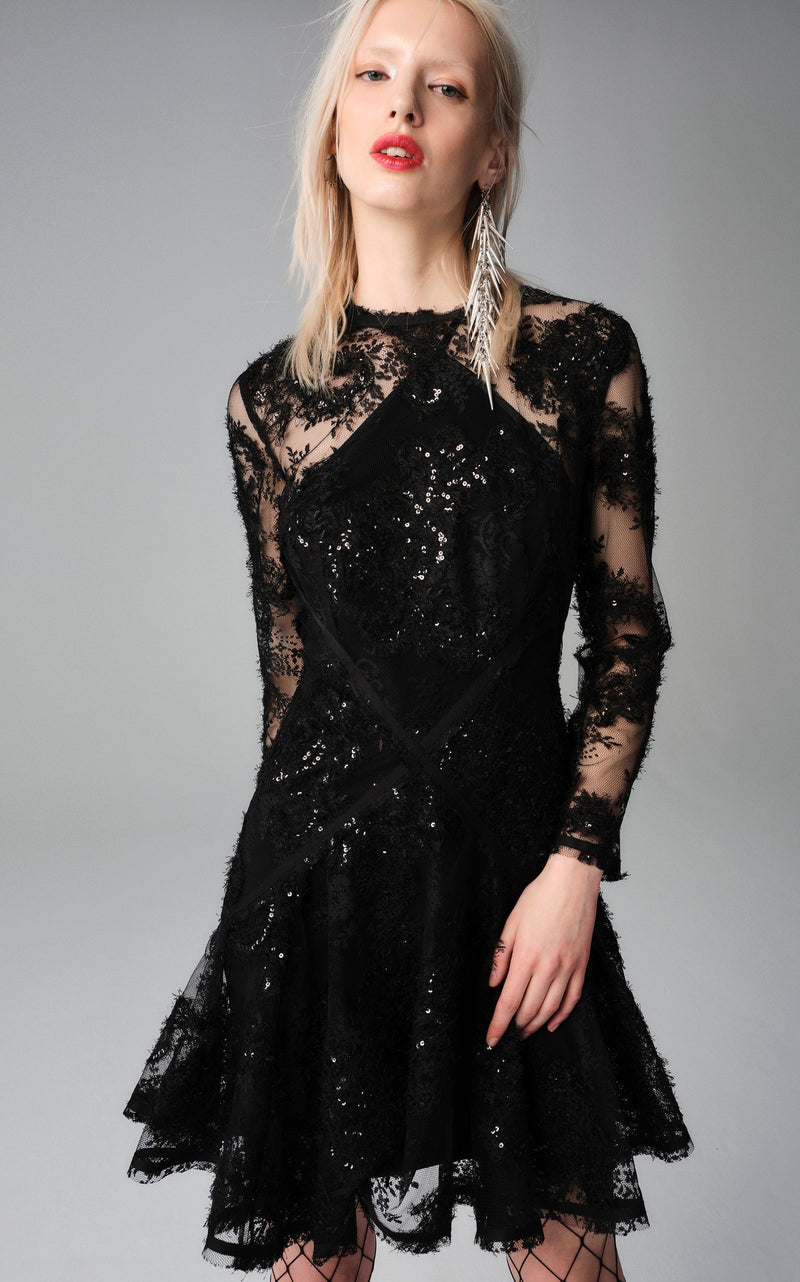 Dina Lace Dress