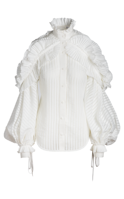 ALBERTINE BLOUSE