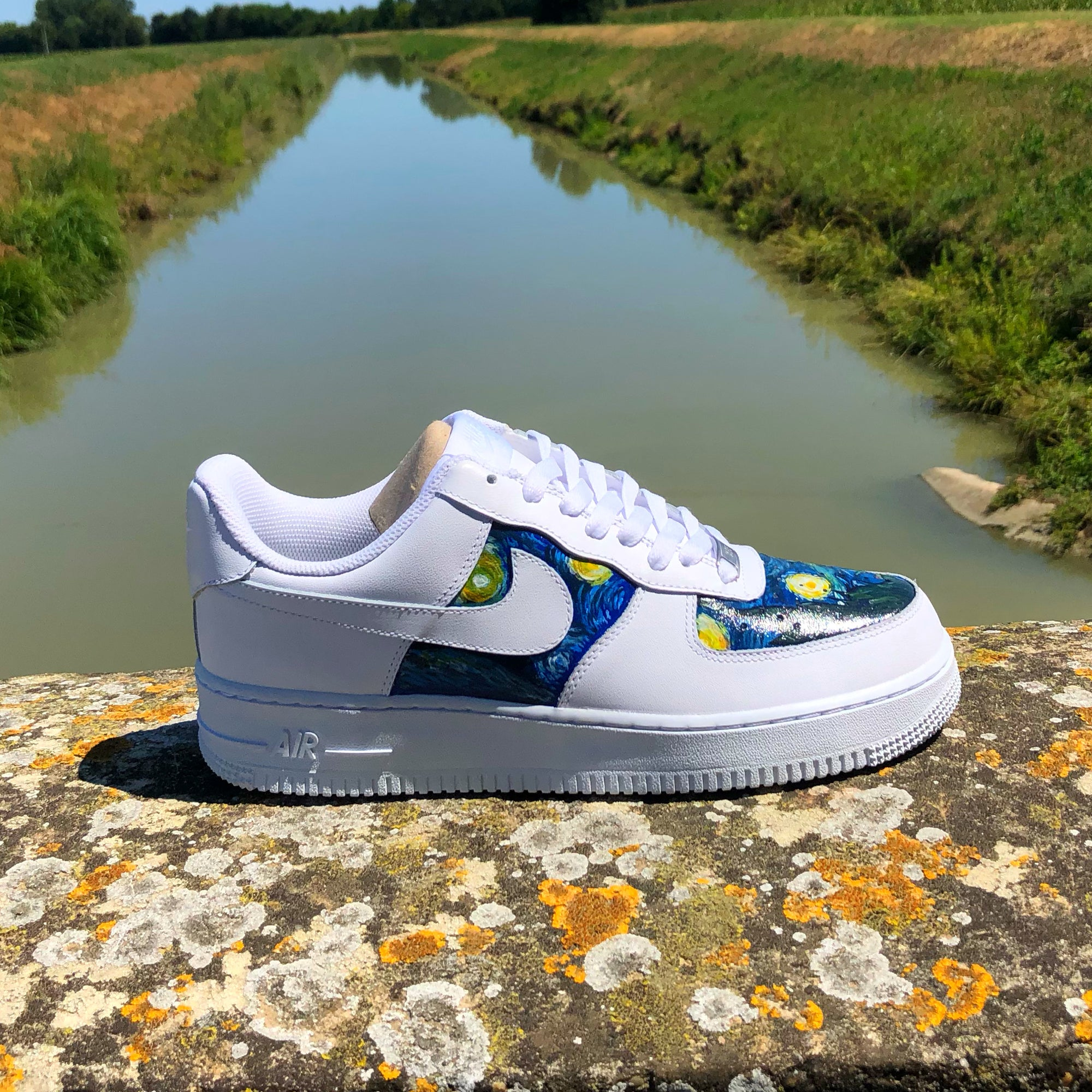 air force 1 notte stellata