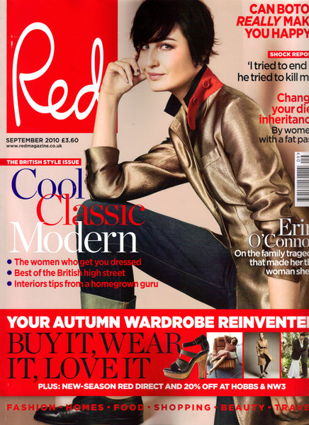Red Magazine Cor soap review