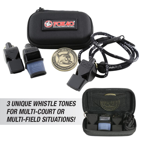 Fox40 Whistle 3-Pack