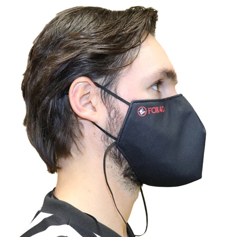 Tri- Layer Whistle Mask