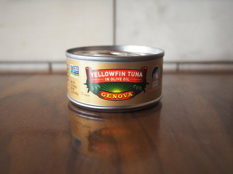 Tuna Genoa in Oil 3oz