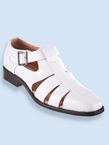 Stacy Adams® Leather Fisherman Sandals