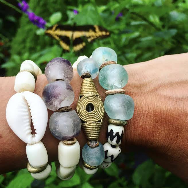 Tribal Stack | Cowrie