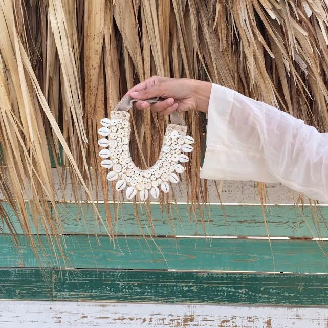 Cowrie Collar | Edition 6