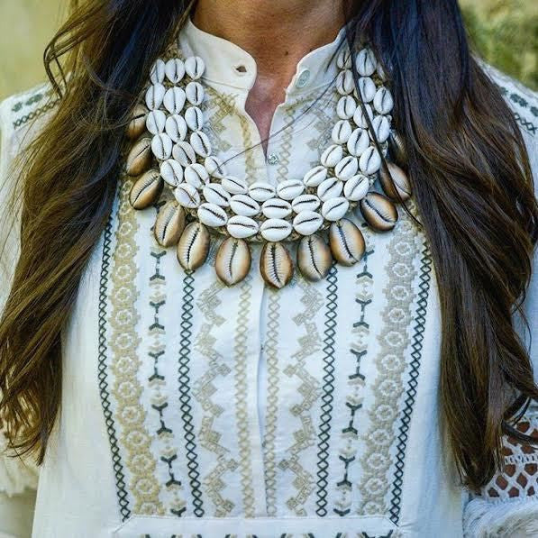 Cowrie Collar | Edition 1