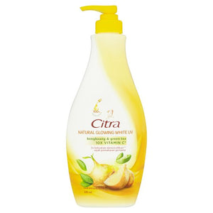 CITRA NATURAL GLOW WHITE UV 380ML
