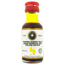 STAR BRAND YELLOW COLOUR EGG ESSENCE 25ML (2D)