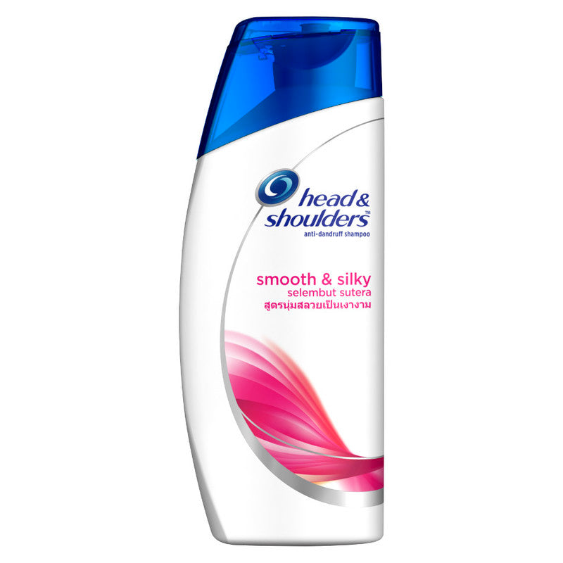 HEAD & SHOULDERS SMOOTH AND SILKY 170ML (1I)