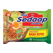 Load image into Gallery viewer, INSTANT NOODLES MIE SEDAAP  (40x35G) / CARTON / BOX