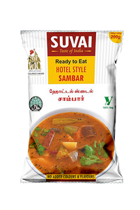 SUAVAI READY TO EAT SAMBAR - 200G