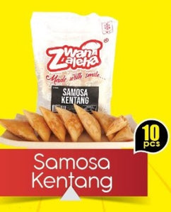 WAN ZALEHA FROZEN SAMOSA KENTANG / POTATO