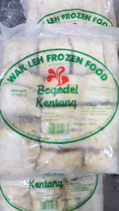 FROZEN BEGEDIL KENTANG / POTATO CUTLET - 25s