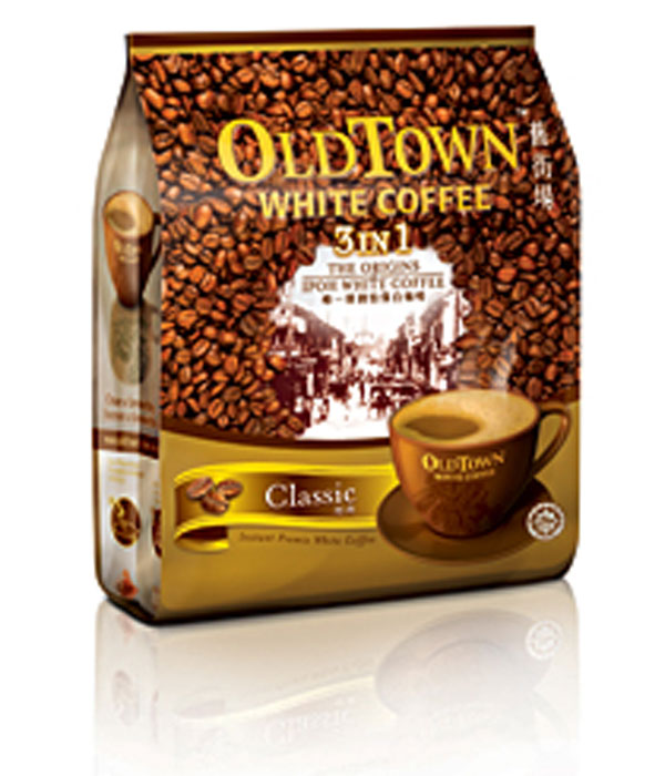 OLD TOWN WHITE COFFEE CLASSIC 3IN1